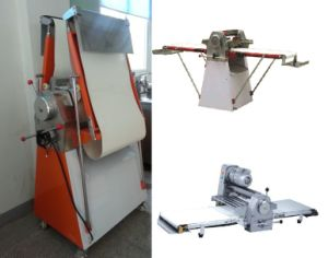 Electric Pizza Dough Roller Machine pictures & photos