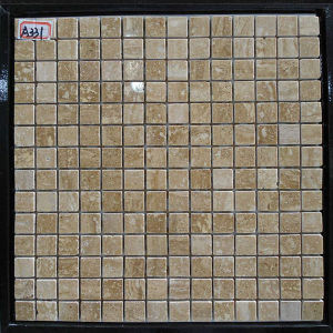 Cheap Marble Mosaic, White Marble Mosaic with Free Sample pictures & photos