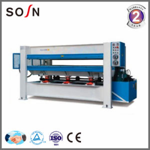 Woodworking Hydraulic Hot Heating Press Machine pictures & photos