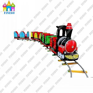 Mini Electric Trackless Train for Shopping Mall pictures & photos
