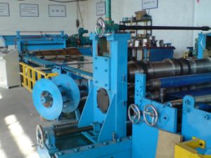 Jinan Huafei Coil Slitting Line with Good Price pictures & photos