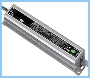 30W Waterproof LED Power Supply / Input 240V / Output 12V pictures & photos