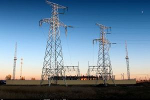 Electric Substation Steel Structure pictures & photos