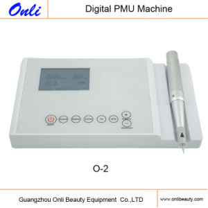 Digital Innovative Rechargeable Cosmetic Tattoo Skin Needling Machine pictures & photos