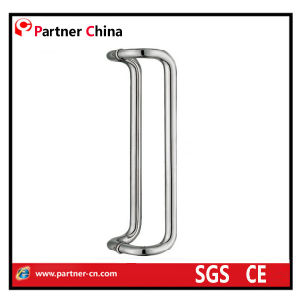 Stainless Steel SUS304 Glass Door Pull Handle (01-103) pictures & photos