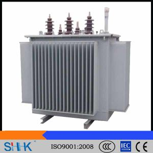 10 (15) Kv Full-Sealed Oil-Immersed Power Transformers pictures & photos