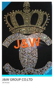 Crown Heat Fix Sticker pictures & photos