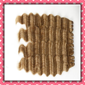 Factory Sale Quality Human Hair Weave Loose Wave 28inches pictures & photos