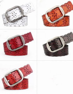 Supply High Quality Fashion Leather Belt for Men (C31) pictures & photos