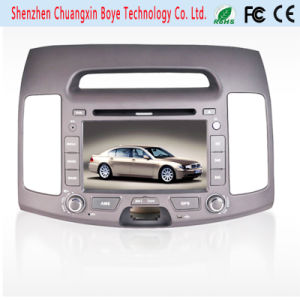 Car GPS Navigation/Auto DVD MP4 Player for Hyundai Elantra 2010 pictures & photos