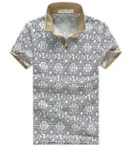 Men′s Hot Sale Mercerized Cotton Polo T-Shirt pictures & photos