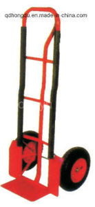 High Quality Garden Metal Hand Cart Factory Price Hand Trolley pictures & photos