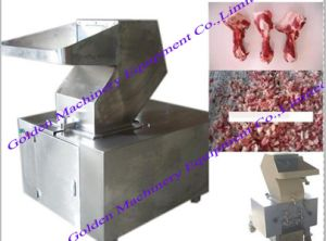 Stainless Steel Animal Cow Sheep Bone Crusher Grinder Machine pictures & photos