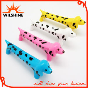 Lovely Plastic Novelty Dog Shaped Pen for Promotion (DP502) pictures & photos