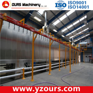 E-Coating Line Installed in UK pictures & photos