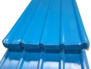 Color Coated Galvanized Corrugated Steel Roofing Sheet pictures & photos