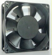 DC 8025 Brushless Fan 80X80X25mm Axial Flow Fan pictures & photos
