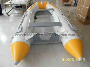 Inflatable Boat (3.6m long, CE) pictures & photos