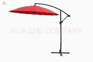 3m Fiber Glass Hanging Umbrella Garden Parasol Outdoor Umbrella pictures & photos