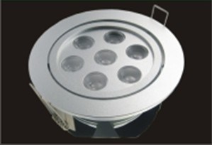 High Power LED Ceiling Light /Lamp (7*1.2W) pictures & photos