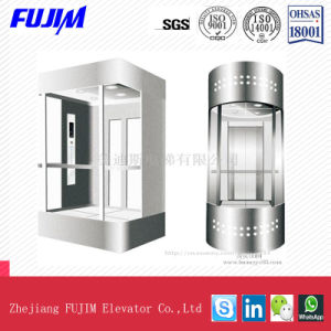 Machineliess Room Sightseeing Elevator with Perfect Technology pictures & photos