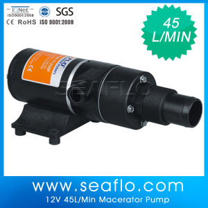 Electric Submersible Sewage Pump pictures & photos