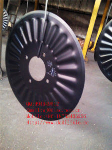 65mn Harrow Disc Blade. Raised Flat Back Disc Blades, Plow Disc pictures & photos