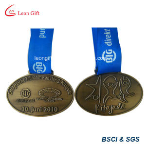 Customized Logo Gold Medal for Sale pictures & photos