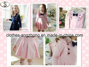 Fashion Dress 2013 Girls Kids Dress Tutu Skirt Long Sleeve 1-6y Party One-Piece Clothes Cotton