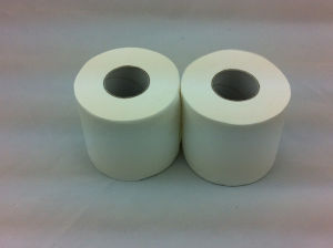400sheets 10cm X 10cm Toilet Tissue Paper Virgin Pulp pictures & photos