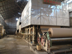 2400mm Paper Machine, Jumbo Roll Paper Mill, Paper Machine Manufacturer Zhenghzou Guangmao Price pictures & photos