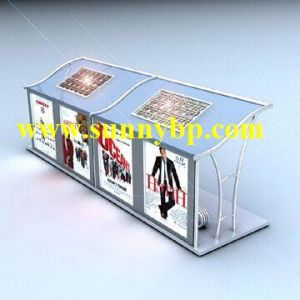 LED Light for Advertising Charged by Solar Energy pictures & photos