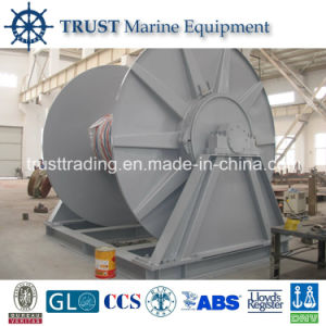 Electric Hydraulic Rope Storage Reel Winch pictures & photos
