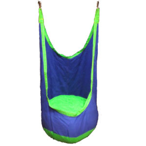 Canvas Climbing Swing with Inflation Cushion as Outdoor Playground Equipment (MQ-CS01) pictures & photos