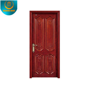 Wooden Door for Home and Room Use pictures & photos
