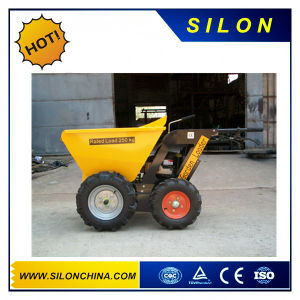 Silon Mini Dumper 250kg Track Dumper Garden Transporter pictures & photos