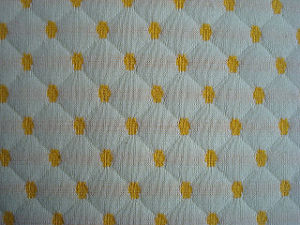Jacquard DOT Air Layer Knit T/C Fabric pictures & photos