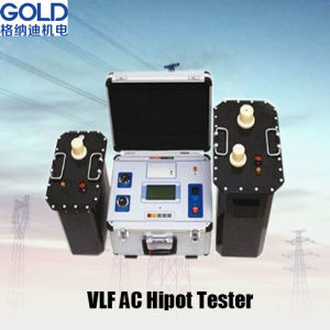 Vlf 0.1Hz Cable AC Withstand Voltage Test System, AC Hipot Tester pictures & photos