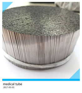 304 304L Seamless Stainless Steel Medical Tube pictures & photos