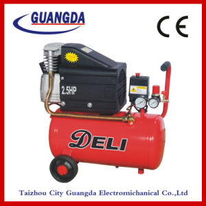 CE SGS 25L 2.5HP 1.8kw Piston Air Compressor (ZFL25) pictures & photos