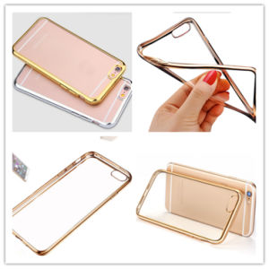 New Style Electroplating Phone Case for iPhone pictures & photos