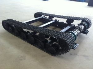 OEM Excavator Parts Rubber Track Undercarriage pictures & photos