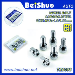 4+1 PCS Wheel Lock Bolt Set for Wheel Security pictures & photos