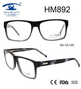 Fashion Design Optical Glasses Acetate Eyeglasses (HM892) pictures & photos