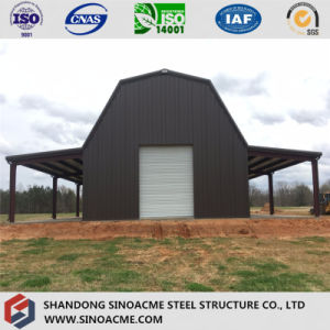 Prefab Light Steel Framed Warehouse for Agriculture pictures & photos