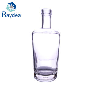 Typical Glass Bottle for 750ml Vodka pictures & photos