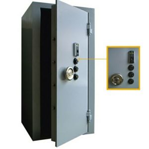 Bank Vault Security Safety Doors with Strong Locking Bolts/Explosive Safe/Money Box pictures & photos