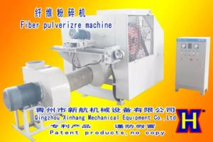 Waste Cloth Recycling Fiber Cutting Machine pictures & photos