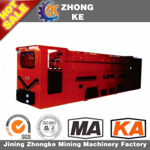 Mining Transport Rack Locomotive Train Electric Mining Locomotive pictures & photos