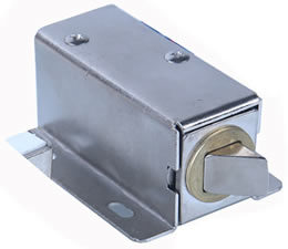Stainless Electromagnetic Cabinet Lock pictures & photos